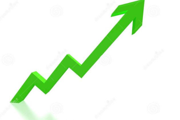 http://www.dreamstime.com/royalty-free-stock-photos-green-growth-arrow-chart-white-background-image30555048
